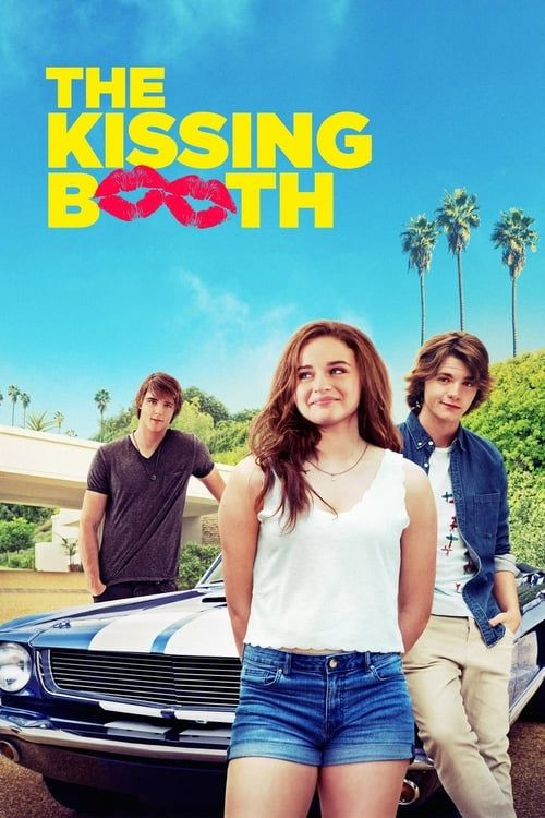 Key visual ofThe Kissing Booth
