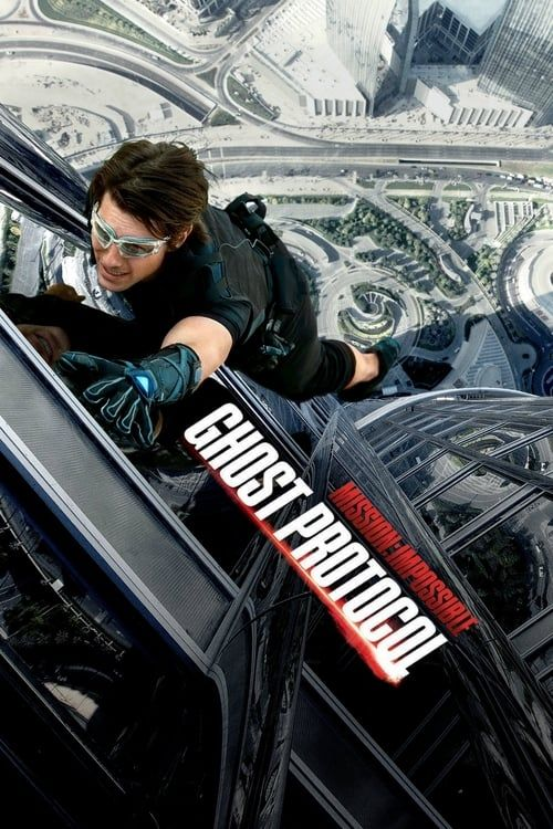 Key visual ofMission: Impossible - Ghost Protocol