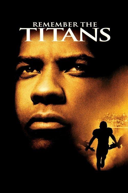 Key visual ofRemember the Titans