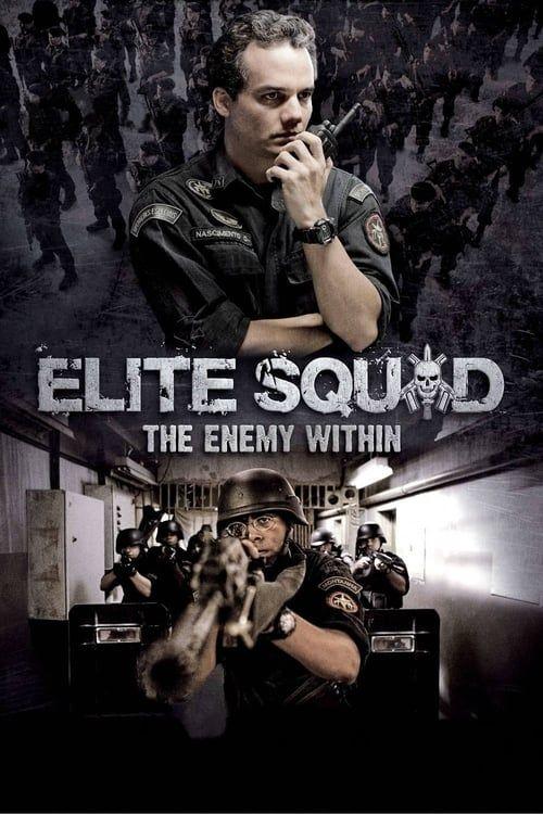 Key visual ofElite Squad: The Enemy Within