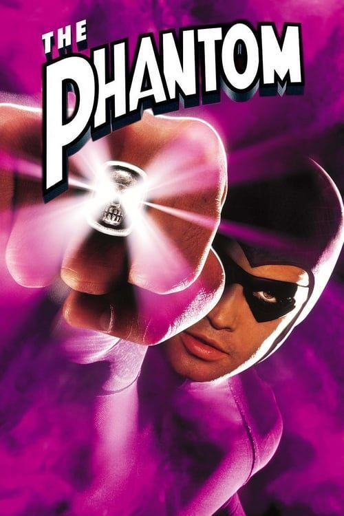 Key visual ofThe Phantom