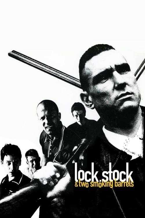 Key visual ofLock, Stock and Two Smoking Barrels