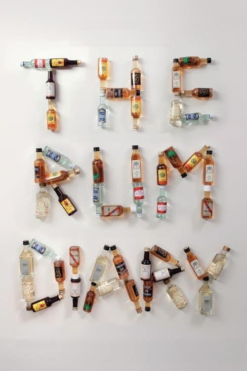 Key visual ofThe Rum Diary