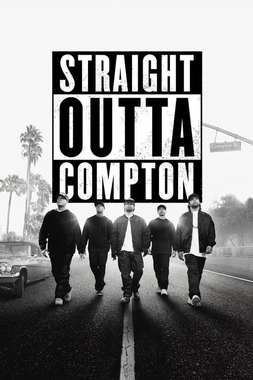 Key visual ofStraight Outta Compton