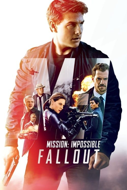Key visual ofMission: Impossible - Fallout