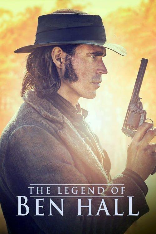 Key visual ofThe Legend of Ben Hall