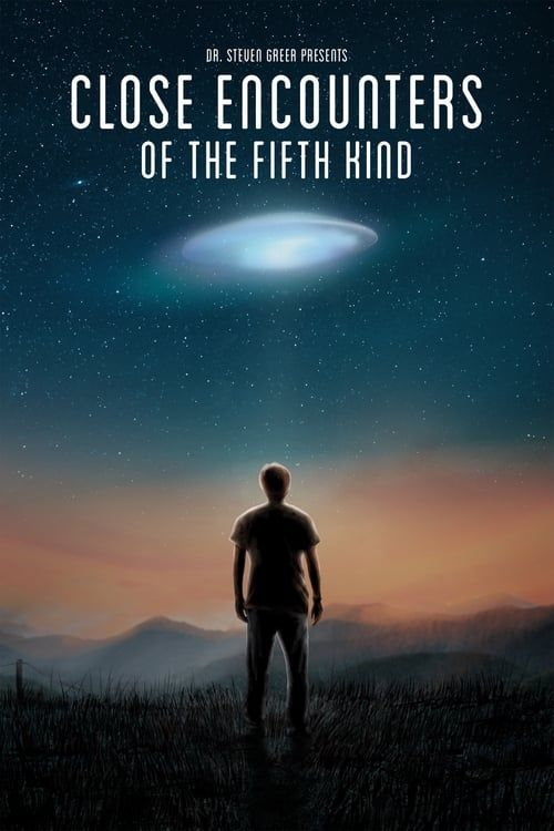 Key visual ofClose Encounters of the Fifth Kind