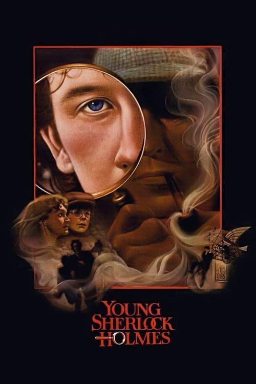 Key visual ofYoung Sherlock Holmes