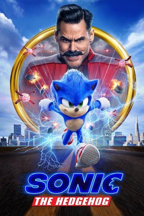 Key visual ofSonic the Hedgehog