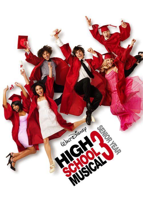 Key visual ofHigh School Musical 3: Senior Year