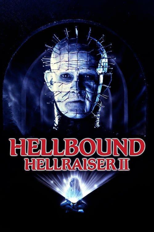 Key visual ofHellbound: Hellraiser II