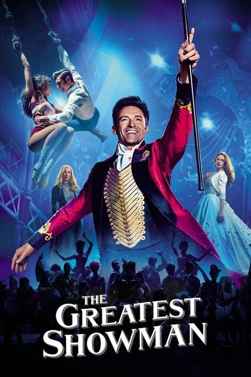 Key visual ofThe Greatest Showman