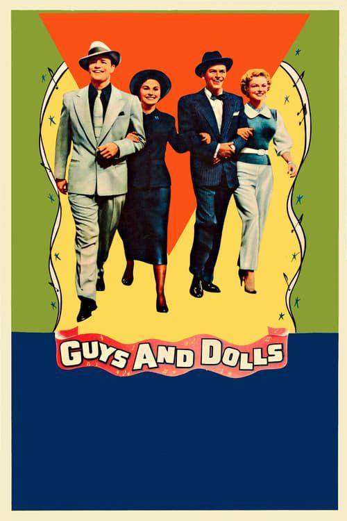 Key visual ofGuys and Dolls