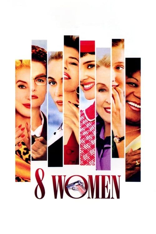 Key visual of8 Women
