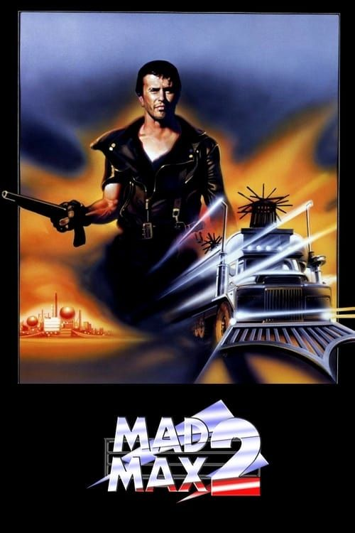 Key visual ofMad Max 2