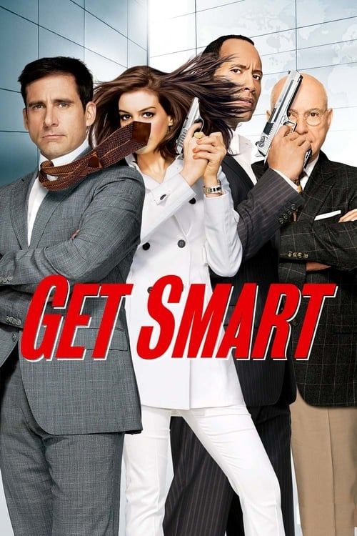 Key visual ofGet Smart