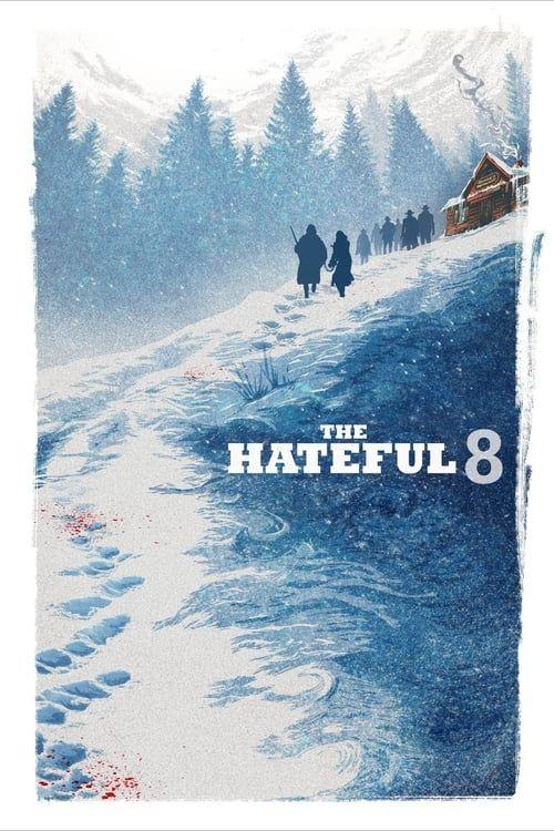 Key visual ofThe Hateful Eight