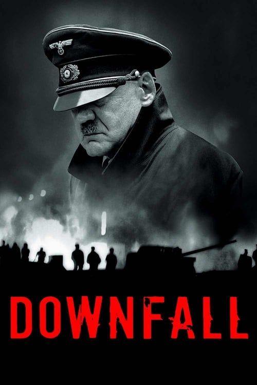 Key visual ofDownfall