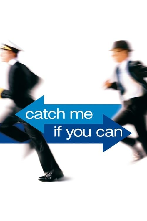 Key visual ofCatch Me If You Can