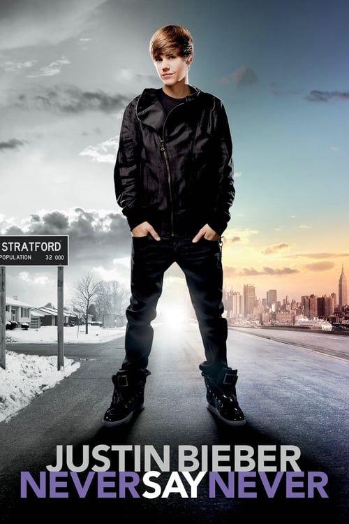 Key visual ofJustin Bieber: Never Say Never