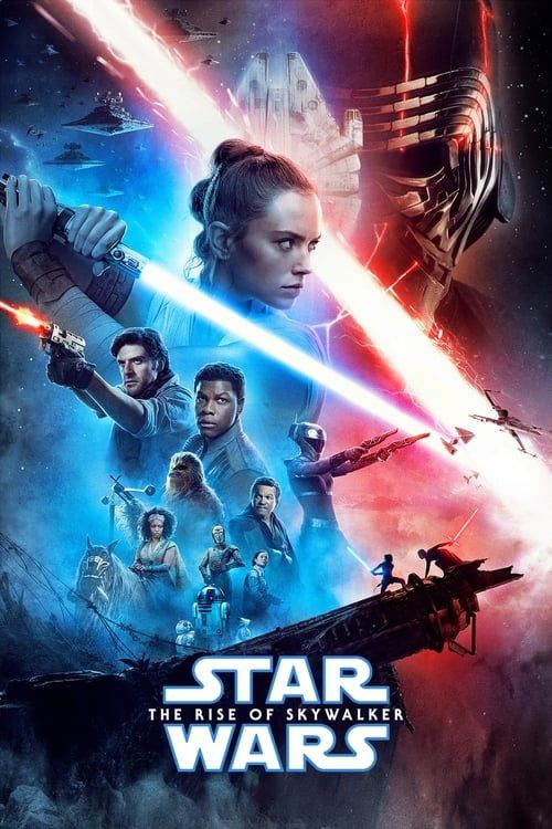 Key visual ofStar Wars: The Rise of Skywalker