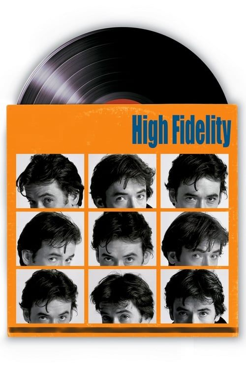Key visual ofHigh Fidelity