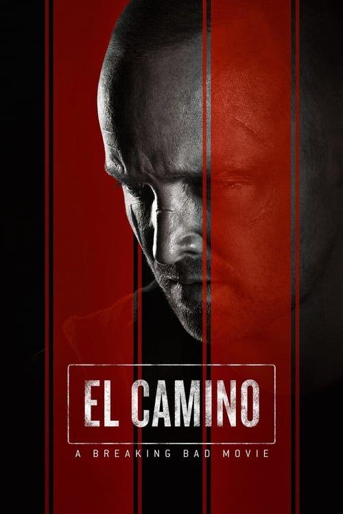 Key visual ofEl Camino: A Breaking Bad Movie