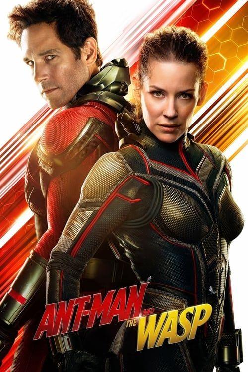 Key visual ofAnt-Man and the Wasp