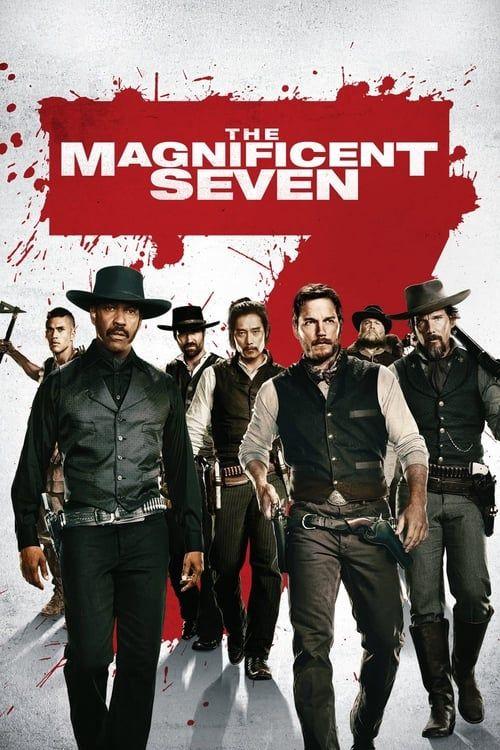 Key visual ofThe Magnificent Seven
