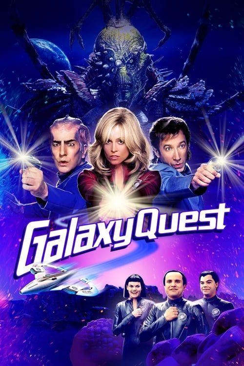 Key visual ofGalaxy Quest