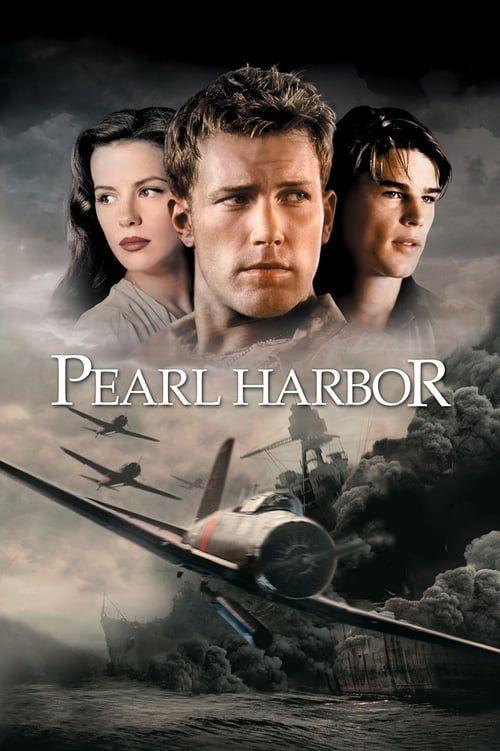 Key visual ofPearl Harbor
