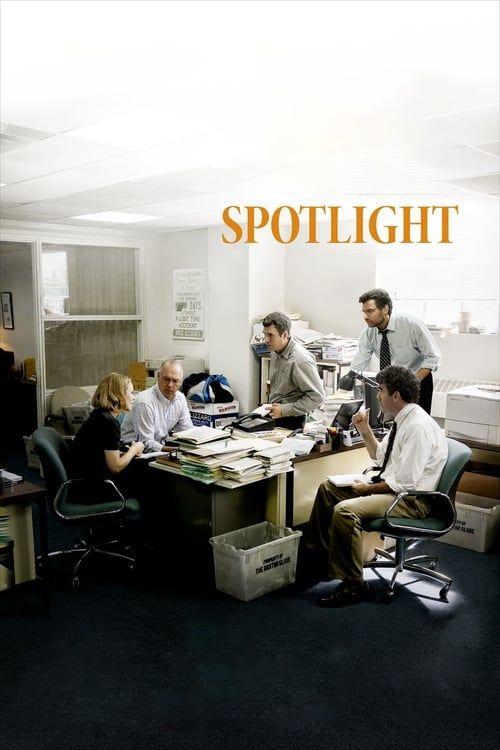 Key visual ofSpotlight