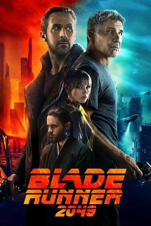 Key visual ofBlade Runner 2049