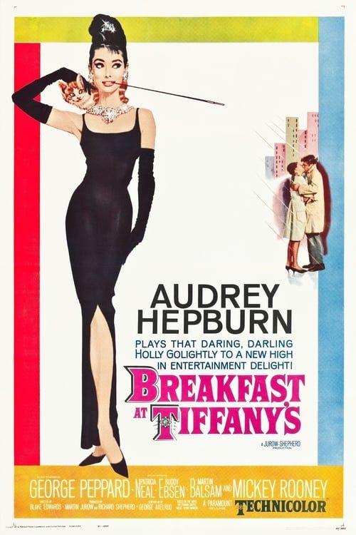 Key visual ofBreakfast at Tiffany's