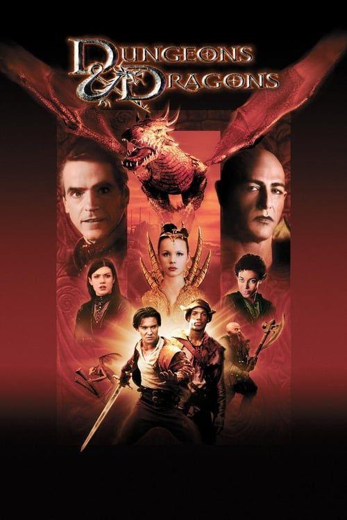 Key visual ofDungeons & Dragons
