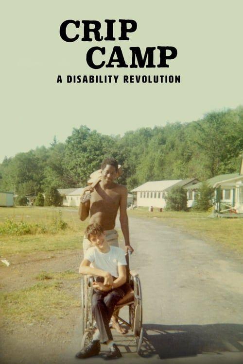 Key visual ofCrip Camp: A Disability Revolution