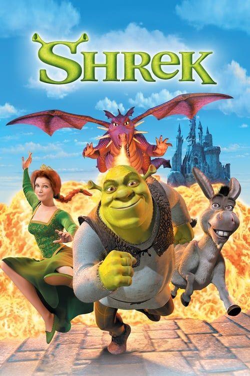 Key visual ofShrek