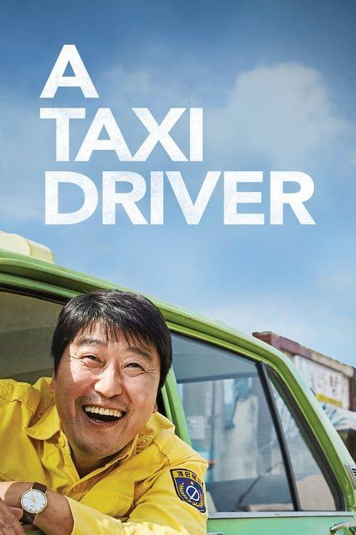 Key visual ofA Taxi Driver