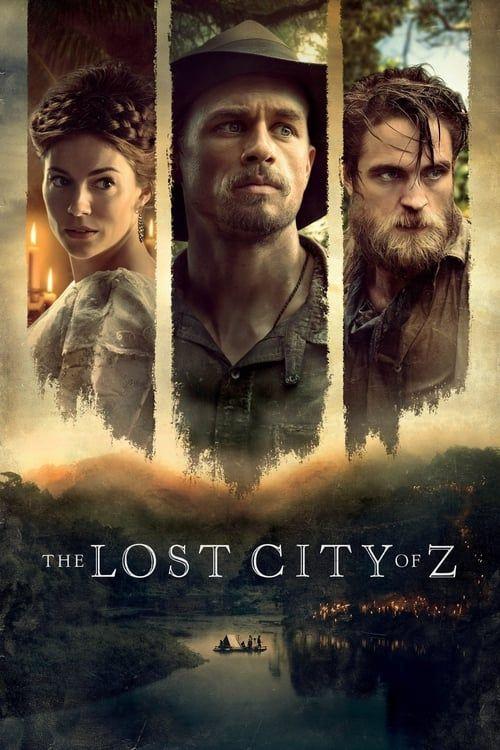 Key visual ofThe Lost City of Z