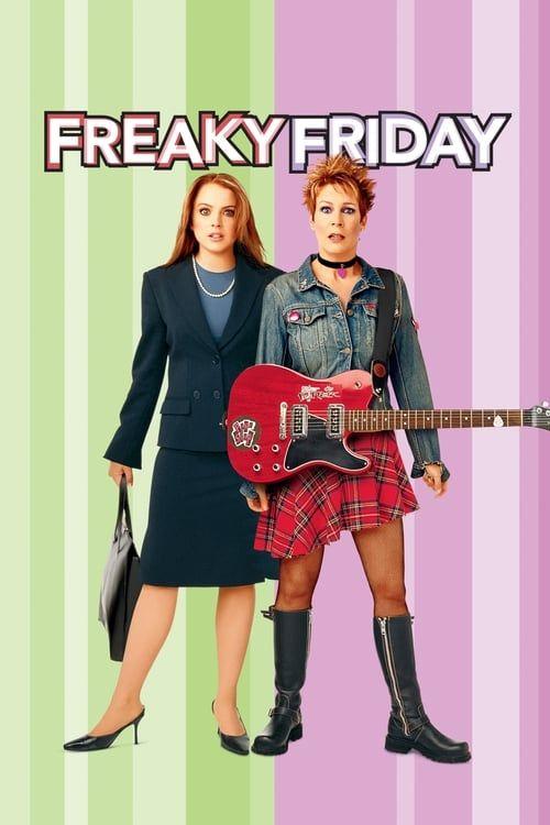 Key visual ofFreaky Friday