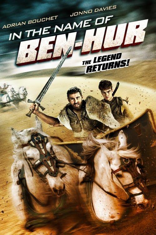 Key visual ofIn the Name of Ben-Hur