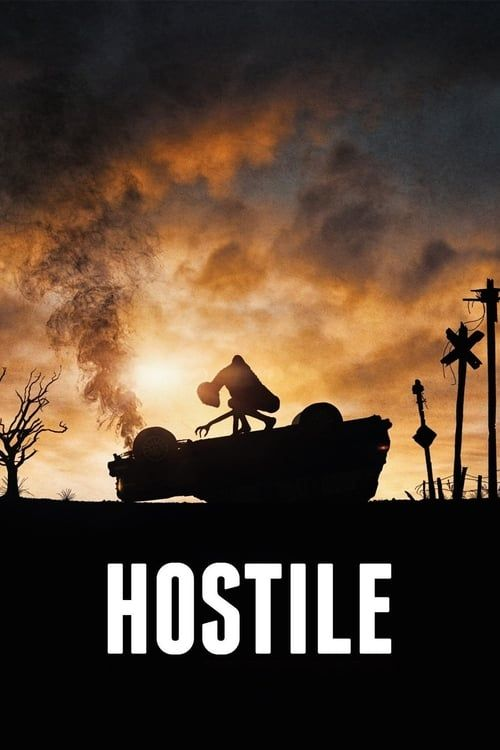 Key visual ofHostile