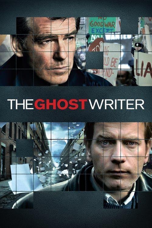 Key visual ofThe Ghost Writer
