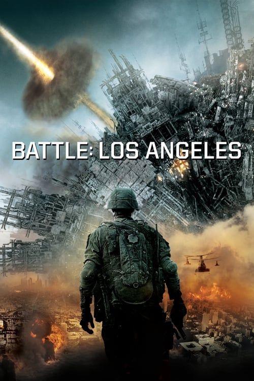 Key visual ofBattle: Los Angeles