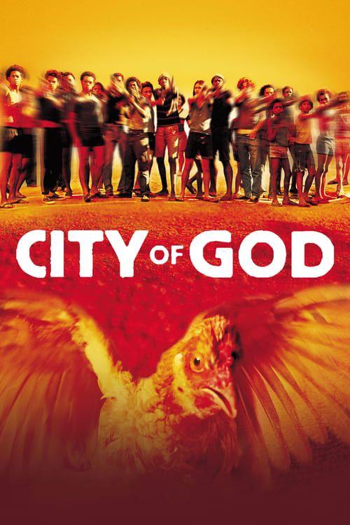 Key visual ofCity of God