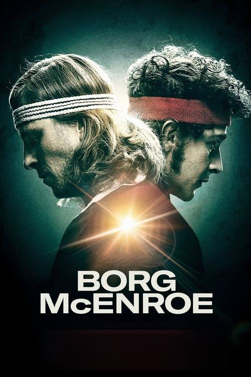 Key visual ofBorg vs McEnroe
