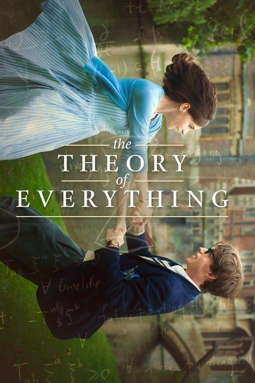 Key visual ofThe Theory of Everything