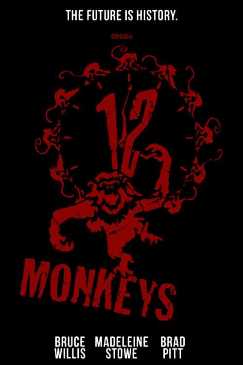 Key visual ofTwelve Monkeys