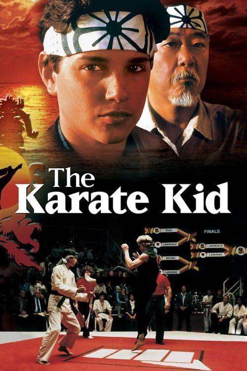 Key visual ofThe Karate Kid