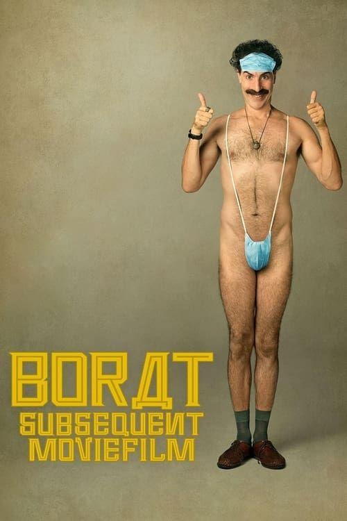 Key visual ofBorat Subsequent Moviefilm
